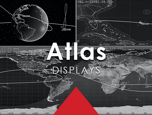 Atlas Mission Displays