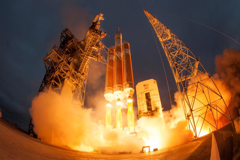 ULA Delta IV Heavy