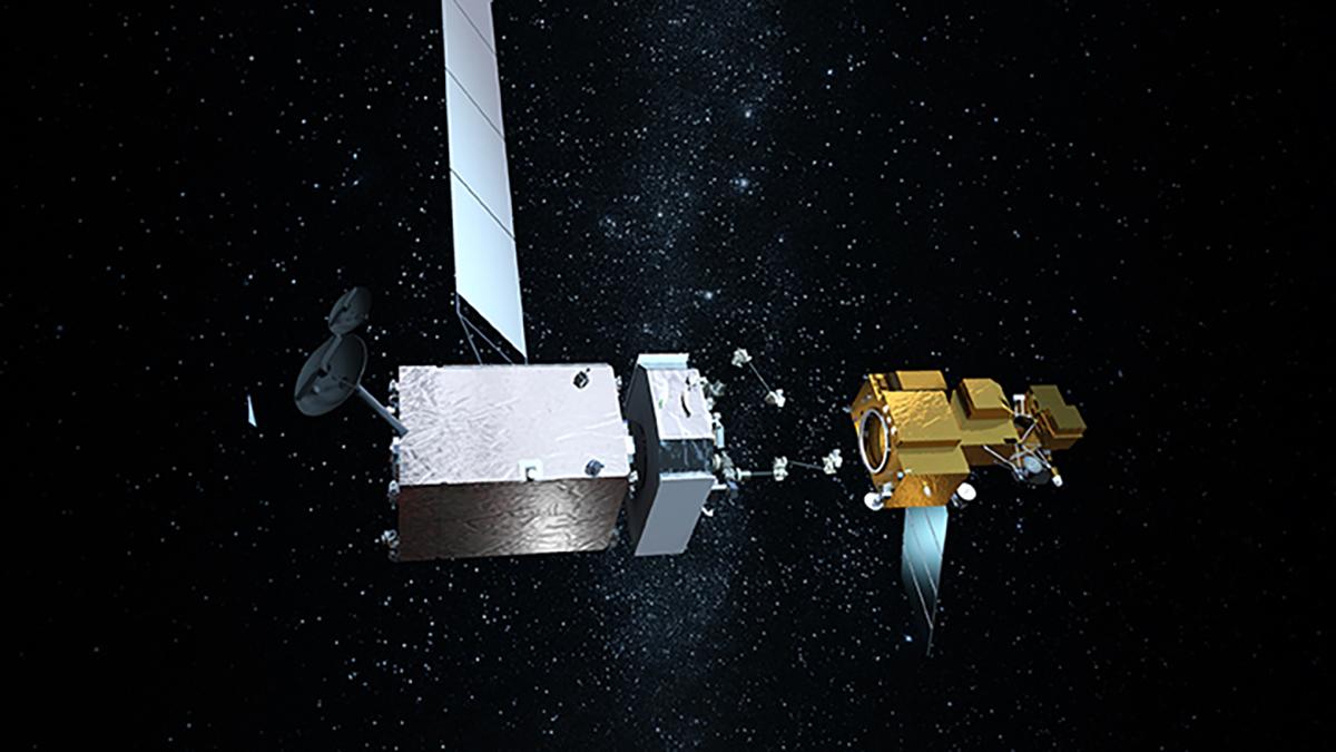 NASA's OSAM-1 Servicing Mission